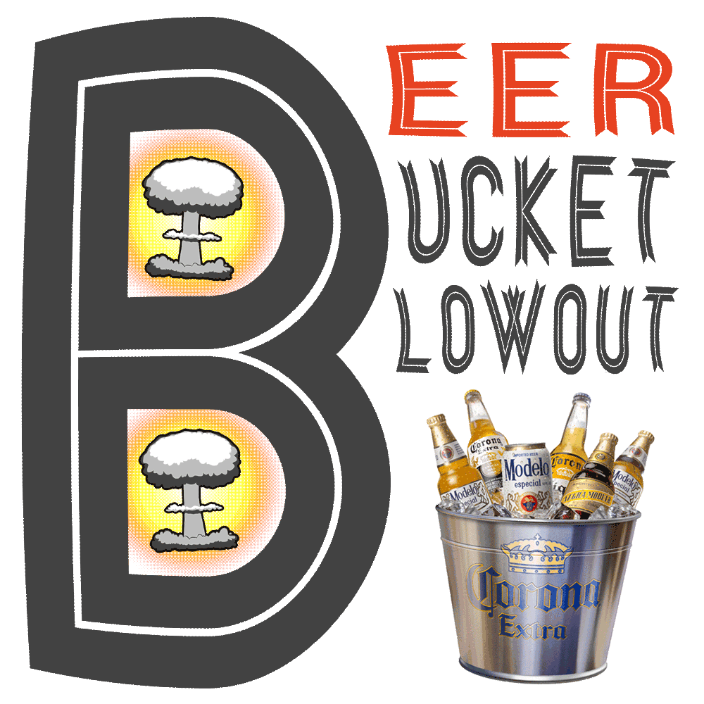 Happy Hour Beer Bucket Special