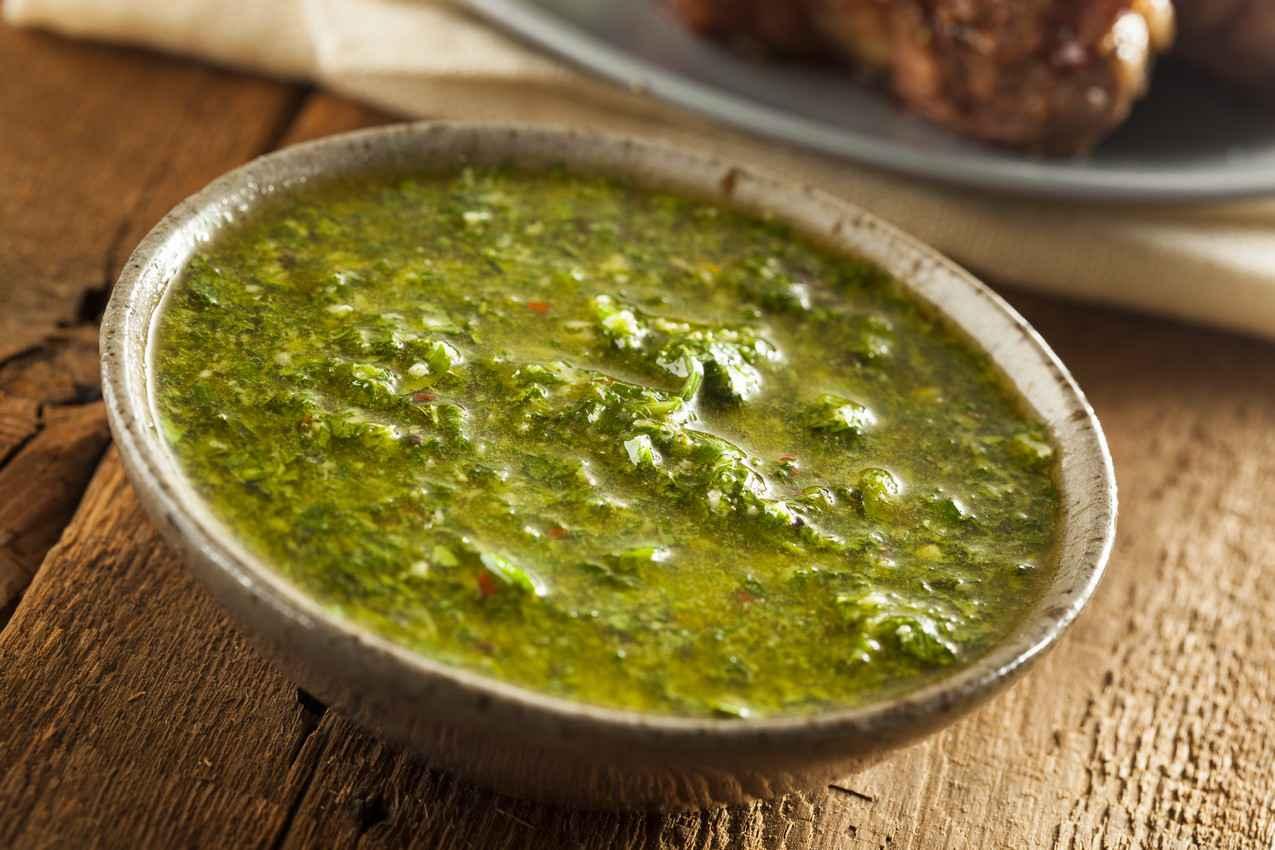 green-sauce