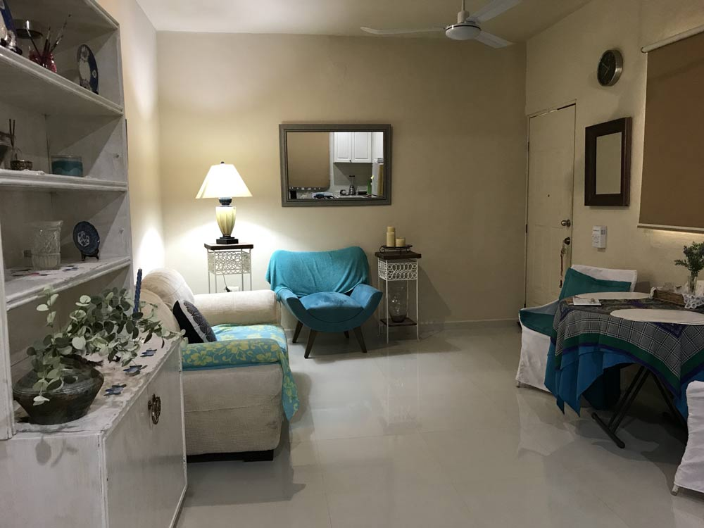 living-room-of-furnished-playa-del-carmen-apartment