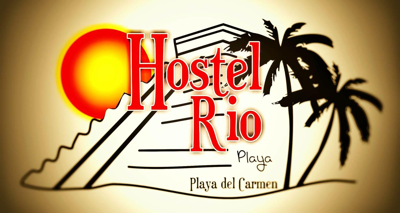 Hostel Rio Playa Logo