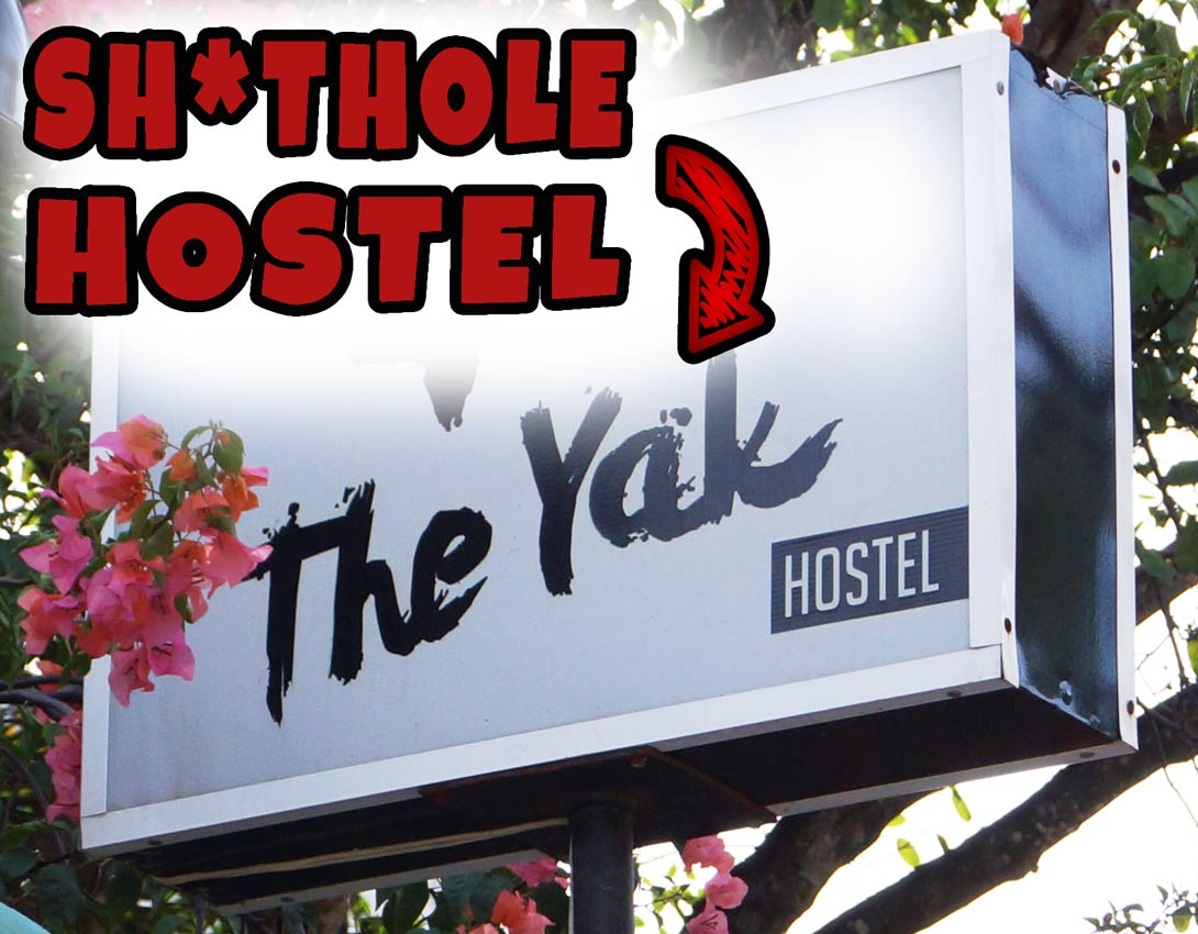 The Yak Hostel Playa Del Carmen.