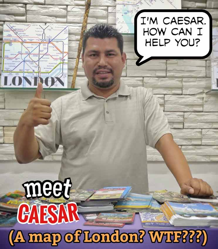 Meet Caesar - the Jet Ski Rental guy!