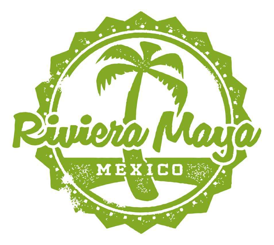 A Riviera Maya Mexico graphic.