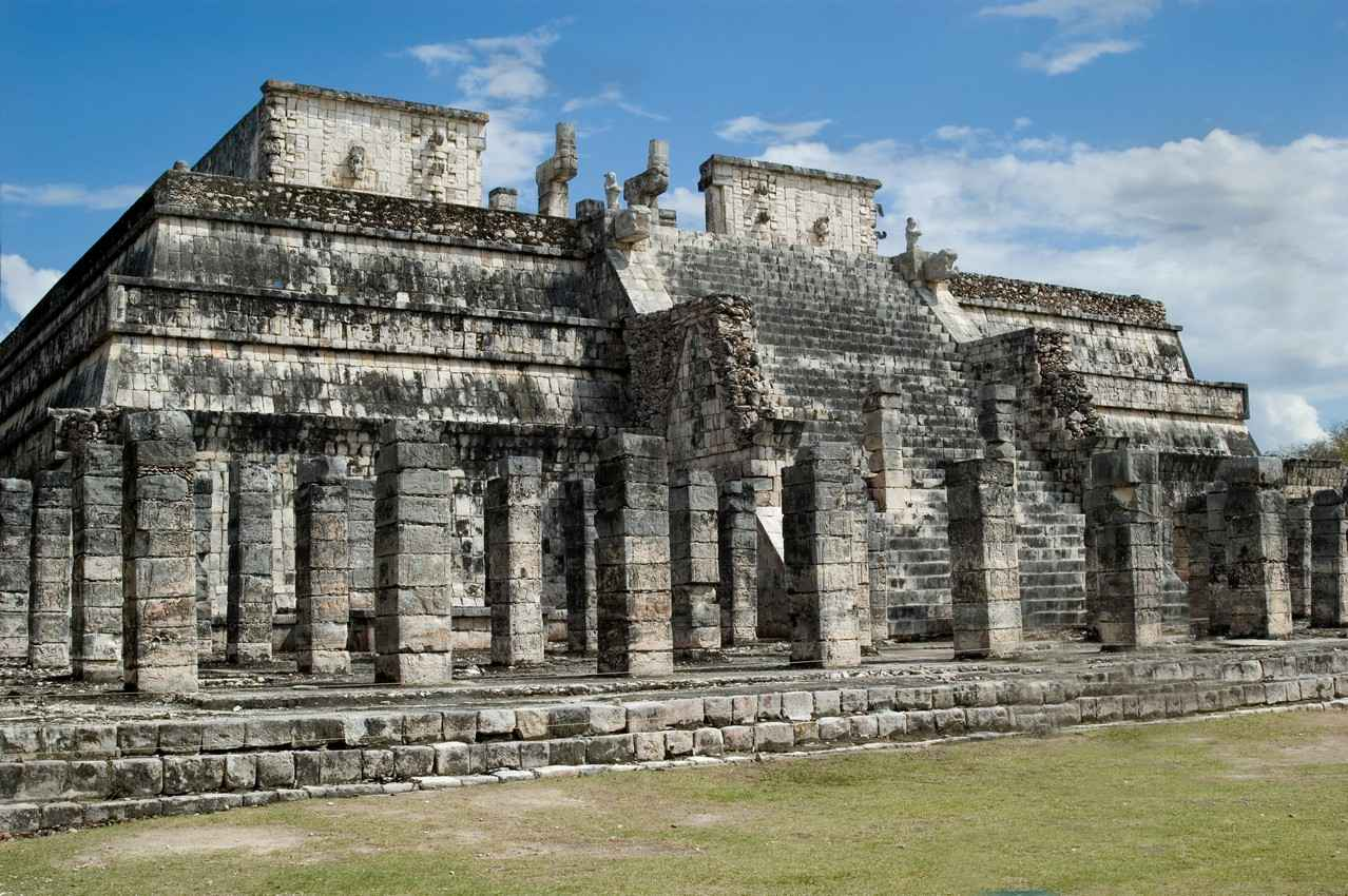 an overview of the ruined ancient city chichen itza Coba mexico find information about the coba  famous site chichen itza, the coba ruins allows travelers who  picture of this ruined city was taken in.