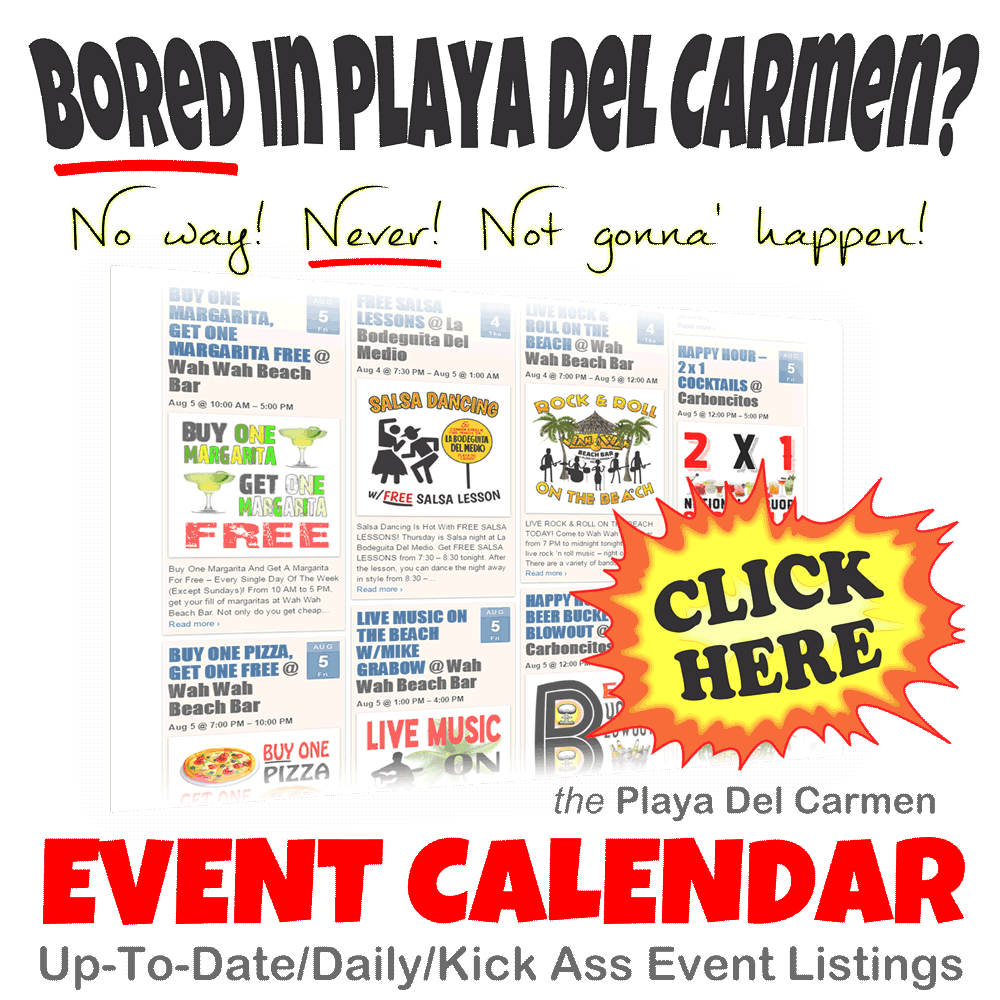 Event Calendar Graphic