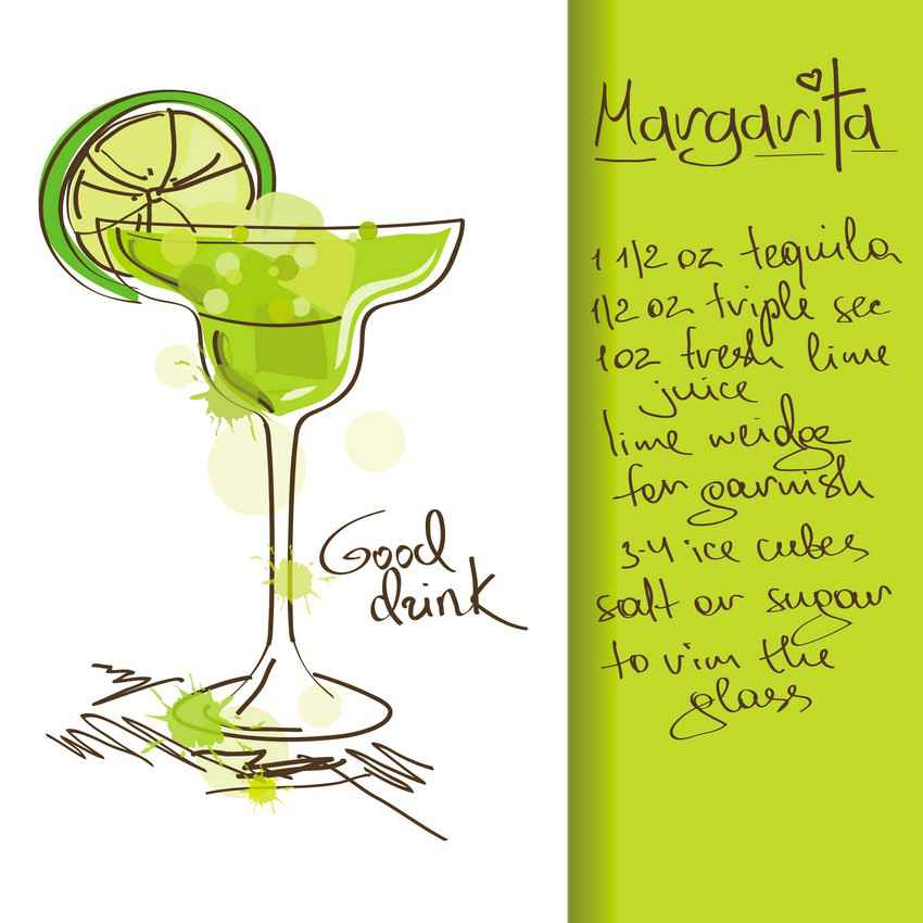 Mexican drinks for Cocktail recipes with ingredients on hand