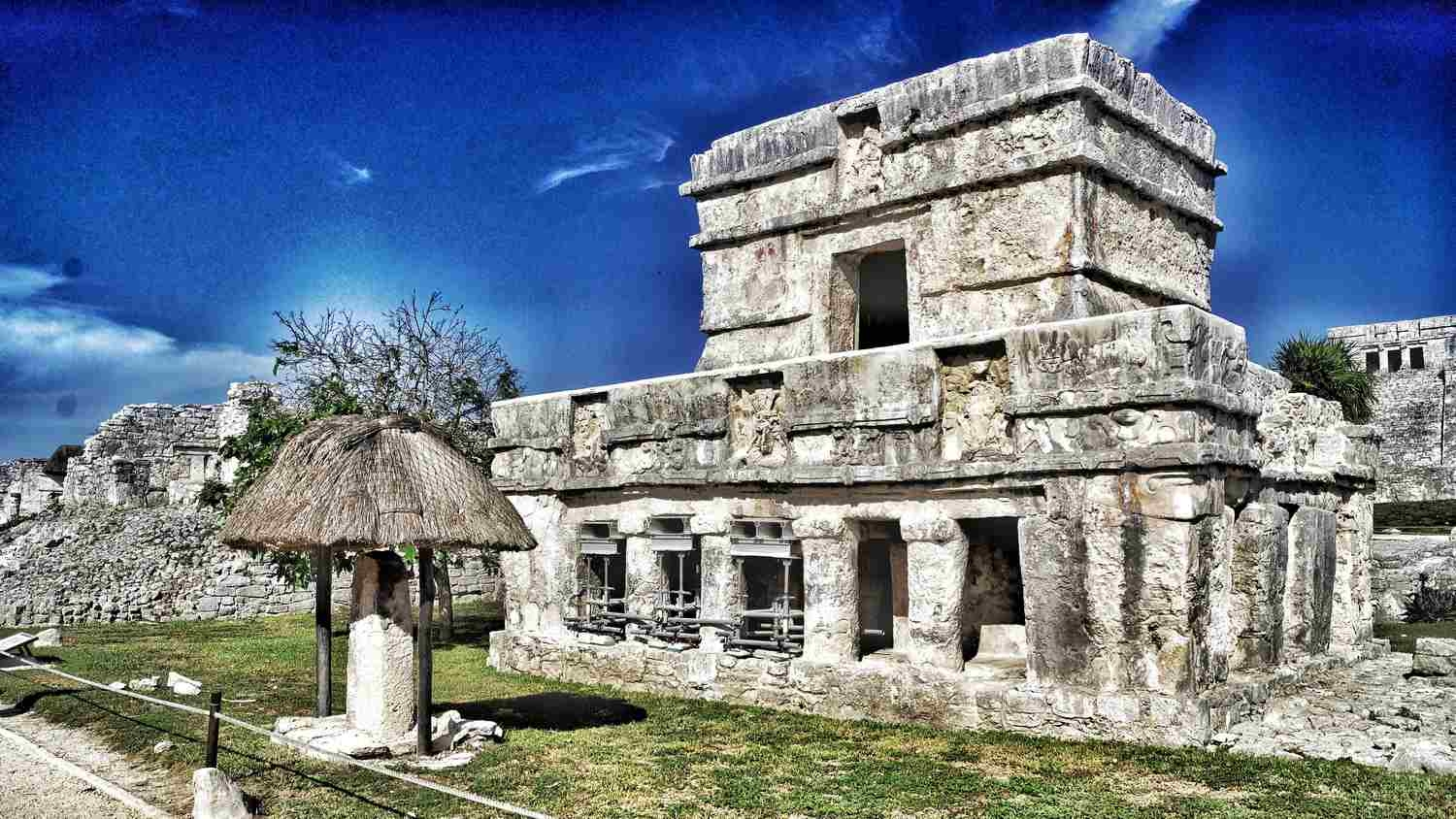 Ruins from the Mayan era that were once part of a huge empire surrounding Playa Del Carmen and the Riviera Maya.