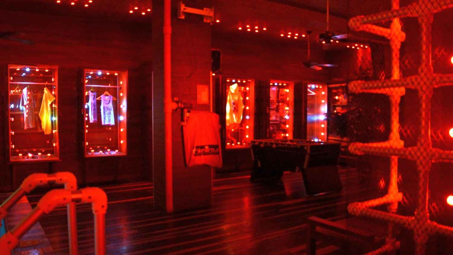 A look inside one of the most provocative lounges in Playa Del Carmen.