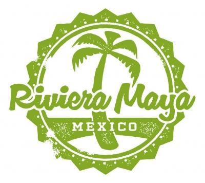 A Riviera Maya Mexico graphic.