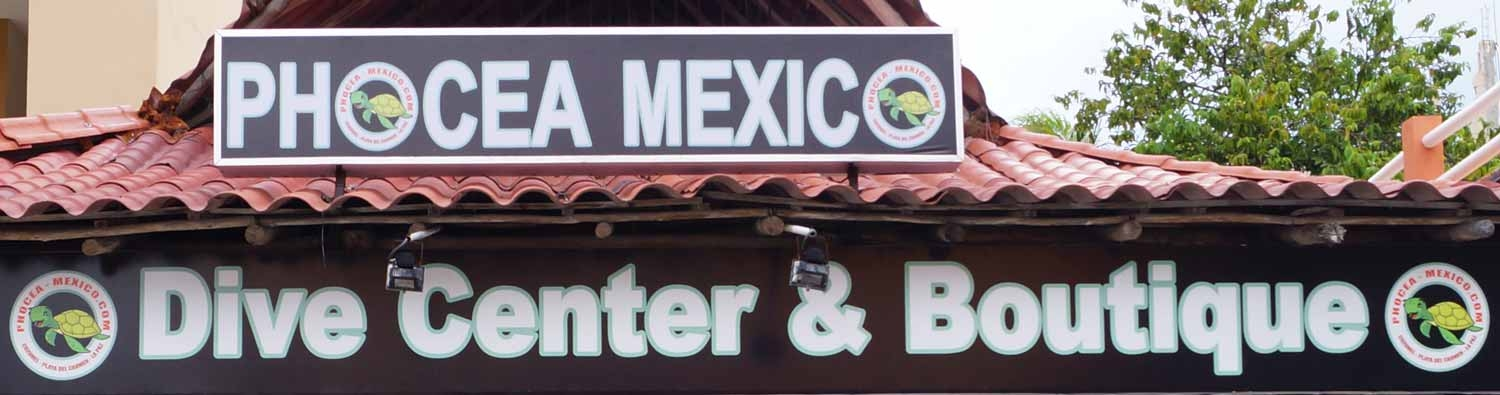 phocea-dive-shop-sign-in-playa-del-carmen