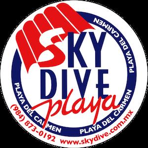 NEW SkyDive Playa Logo
