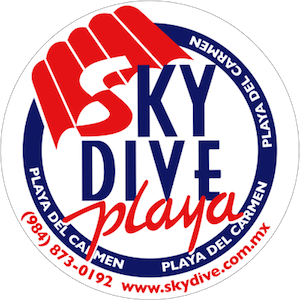 NEW SkyDive Playa Logo