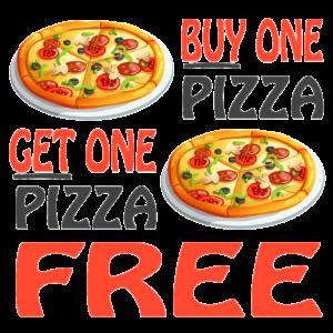 BUY ONE PIZZA, GET ONE FREE @ Wah Wah Beach Bar | Playa del Carmen | Quintana Roo | Mexico