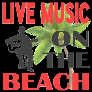 LIVE MUSIC ON THE BEACH W/MIKE GRABOW @ Wah Wah Beach Bar | Playa del Carmen | Quintana Roo | Mexico