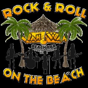 LIVE ROCK & ROLL ON THE BEACH @ Wah Wah Beach Bar | Playa del Carmen | Quintana Roo | Mexico